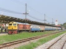 GE Diesel Locomotive NO4547 Stock Images