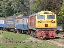 GE Diesel Locomotive NO 4551. Royalty Free Stock Images