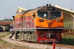 Ge Diesel locomotive no.4542 Royalty Free Stock Photo