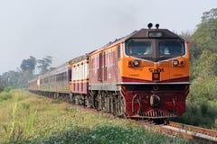 Ge Diesel locomotive no.4560 Royalty Free Stock Photos