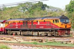 Ge Diesel locomotive no.4559 Stock Image