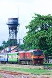 Ge Dieslowska lokomotywa żadny 4540 Zdjęcia Stock