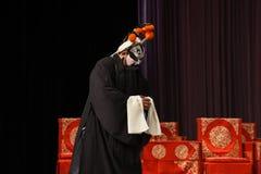 """Ge en Opera"""" för Peking för dödsrunameddelande kvinnor generaler av Yang Familyâ € royaltyfria foton"""