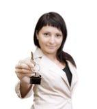 Ge hustangenter Fotografering för Bildbyråer