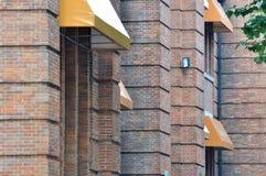 Gealterte Architektur Externalwand Stockfotografie