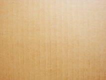 Gealterte braune Pappbeschaffenheit Lizenzfreies Stockbild