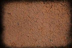 Gealterte Kleberwand stockfoto