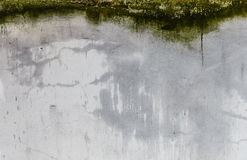 Gealterte Kleberwand lizenzfreies stockfoto