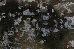Gealterter alter roter weißer konkreter horizontaler Hintergrund Gray Brick Wall Texture Destroyeds Schäbiges städtisches unorden Lizenzfreie Stockfotos