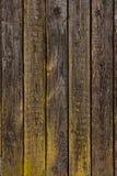 Gealterter hölzerner Hintergrund stockfoto