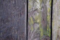 Gealterter hölzerner Hintergrund Hölzerne Beschaffenheit der Weinlese stockbild