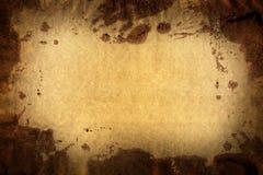 Gealterter Hintergrund Lizenzfreies Stockbild