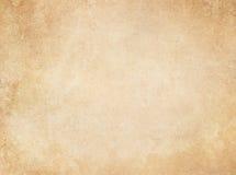 Gealterter schmutziger Papierhintergrund oder Beschaffenheit Lizenzfreies Stockbild
