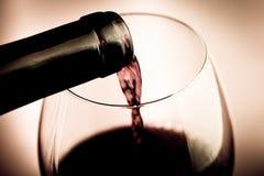 Gealterter Wein Lizenzfreies Stockbild
