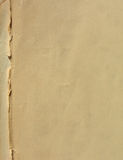 Gealtertes Papier Lizenzfreie Stockbilder