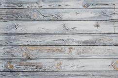 Gealtertes zurückgefordertes Holz Stockbild