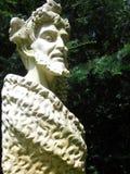 Geamuseerd Standbeeld Royalty-vrije Stock Afbeeldingen