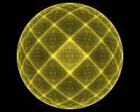 Geanimeerde fractal de melkweg psychedelische muziek van het frequentie ruimteheelal of voor een ander concept royalty-vrije stock foto's