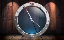 Geanimeerde video van tijdtijdspanne royalty-vrije illustratie