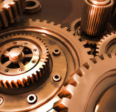 Gear_5 Royalty Free Stock Photography