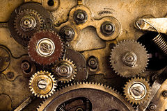 Gear background royalty free stock image