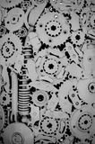 Gear background Stock Image