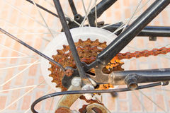 Gear bicycle Stock Photos