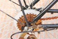 Gear bicycle Stock Photos
