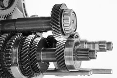 Gear box Royalty Free Stock Photos