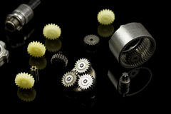 Gear box Royalty Free Stock Images