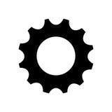 Gear cog wheel. Icon vector illustration graphic design Royalty Free Stock Image