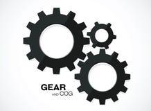 Gear cogs Royalty Free Stock Photos