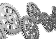 The gear Royalty Free Stock Photo
