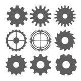 Gear design Royalty Free Stock Image