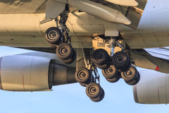 Gear down! royalty free stock image