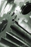 Gear engineering idea Royalty Free Stock Photos