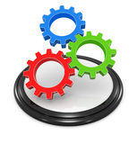 Gear icon Royalty Free Stock Image