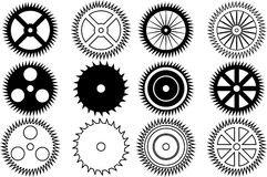 Gear icon  vector illustration, Stock Photo