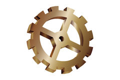 Gear icon  vector illustration, Royalty Free Stock Image