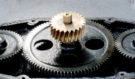 Gear industrial Royalty Free Stock Photography