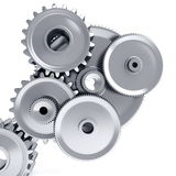 Gear industry Royalty Free Stock Photo