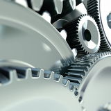 Gear industry Stock Image