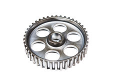 Gear isolated on white background Royalty Free Stock Images