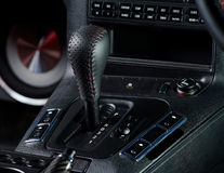Gear knob Stock Photos
