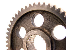 Gear left royalty free stock photography