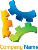 Gear logo Stock Photography
