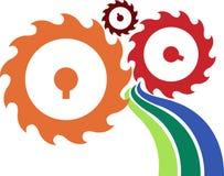 Gear logo Stock Photos