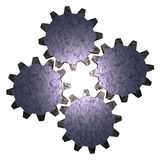 Gear Logo Stock Photo