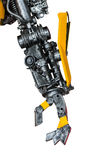 Gear machinery part robot Stock Images
