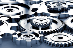 Machine Gears Royalty Free Stock Image